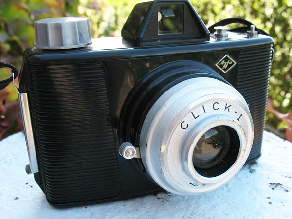 Agfa Click-1 roll-film camera