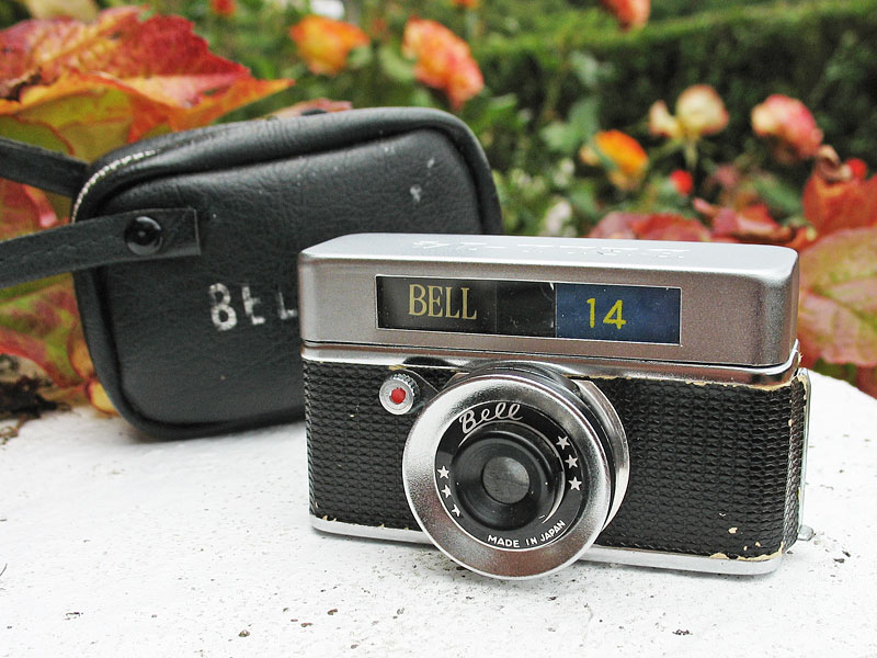 Bell 14 subminature camera