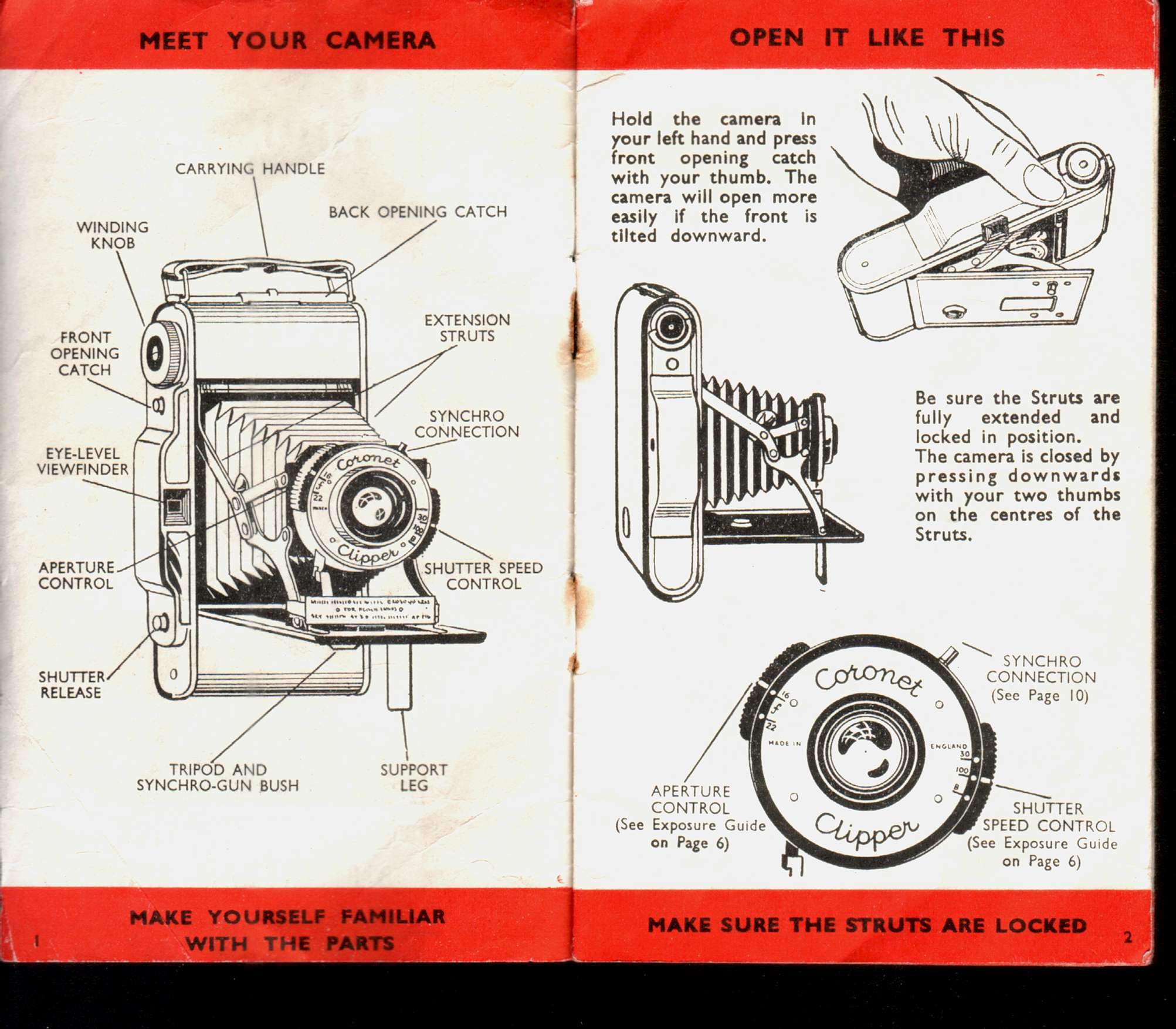 Clipper Instruction Manual – Instruction Manual