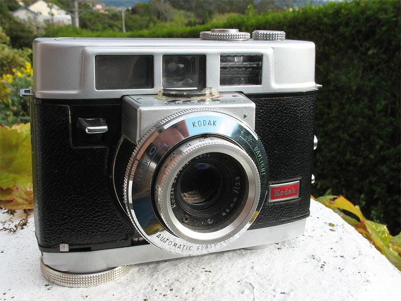 Kodak Motormatic 35 35mm camera