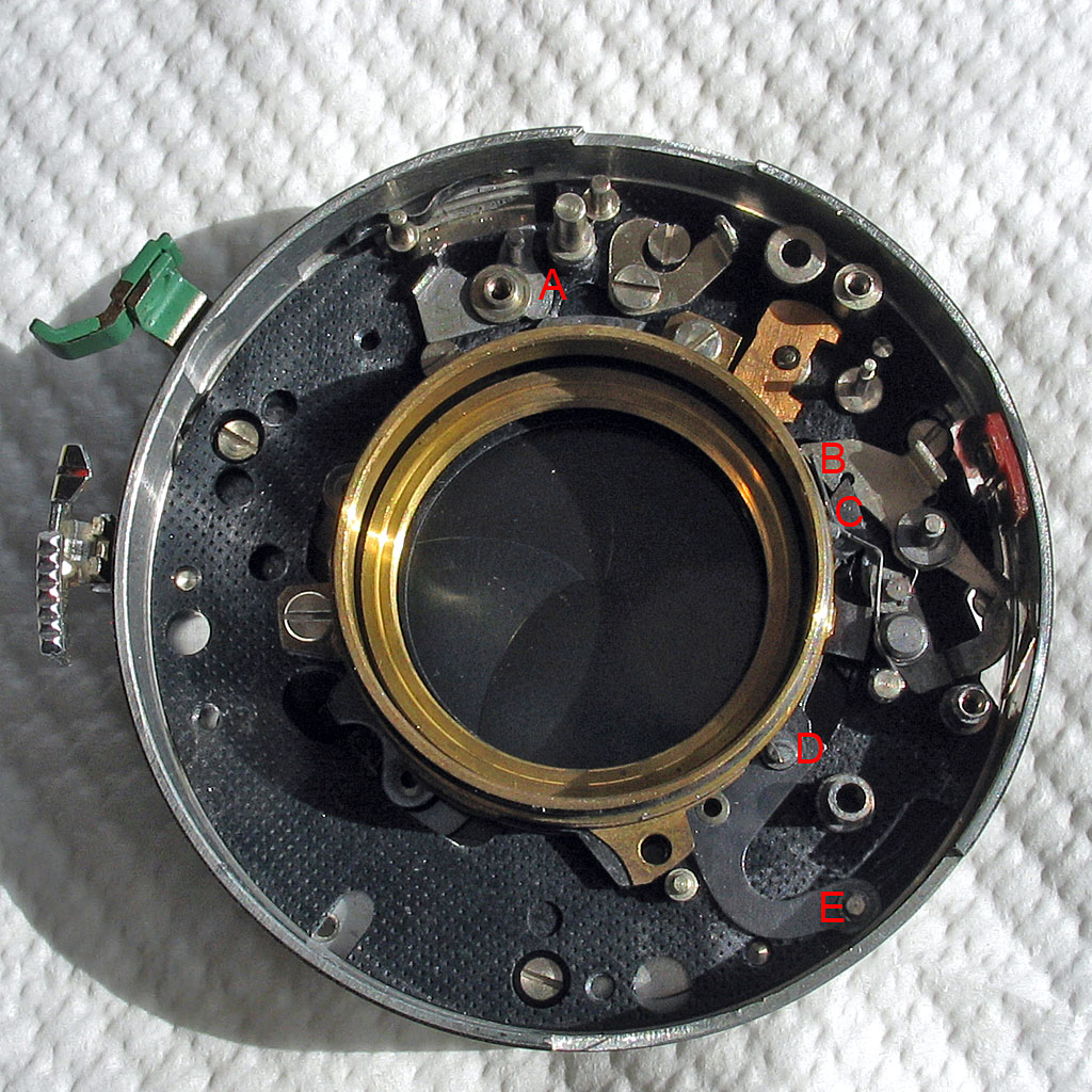 Synchro-Compur shutter